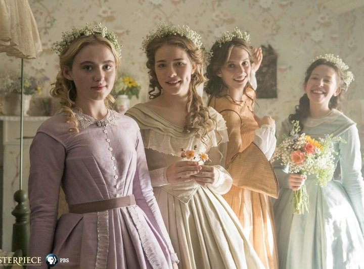 Maya Hawke the Flower Girl at the Halloween Party