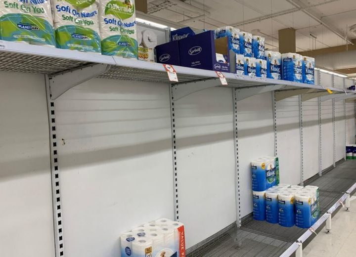 Understanding Why Australians Are Panicking Over Toilet Paper