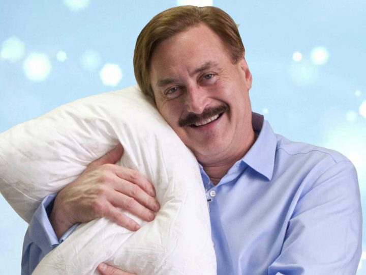 MyPillow Becomes Visible Amid a Culture War Debate