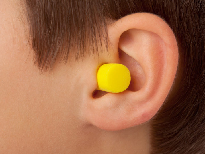 Using Earplugs