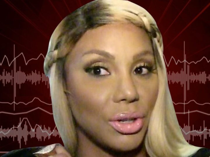 Tamar Braxton's BF Says She Was Angry with Network Before Apparent Suicide Attempt