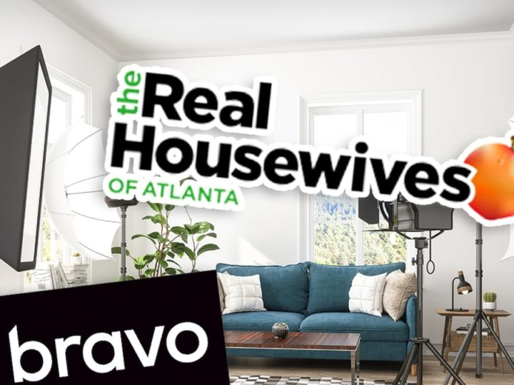 'RHOA' Filming Again Amid COVID, Precautions in Place for Safety