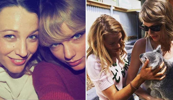 Taylor Swift and Blake Lively - Best Friends Forever