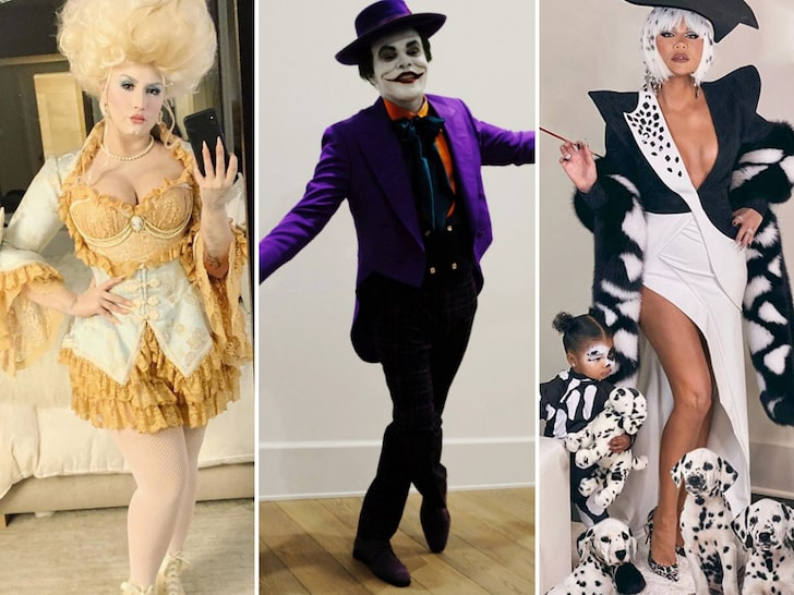 The best Halloween costumes of 2019