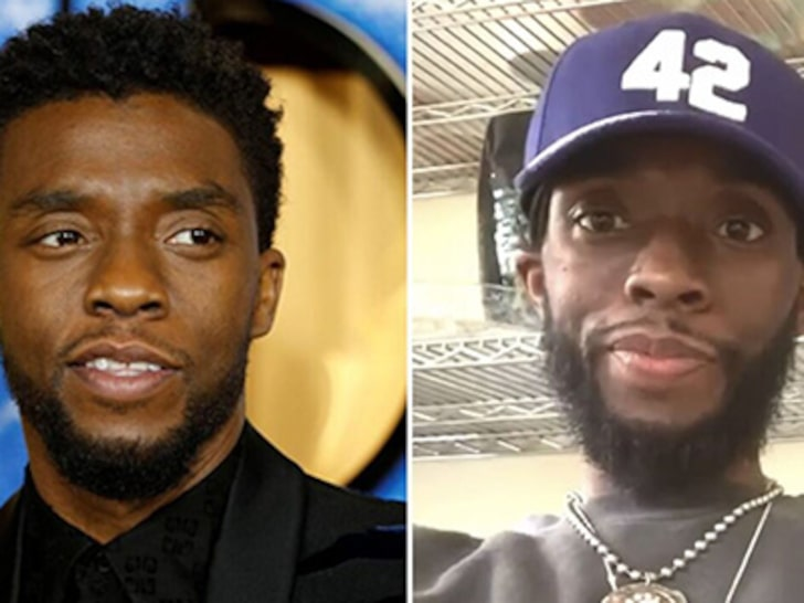 Chadwick Boseman Dead At 42 From Colon Cancer