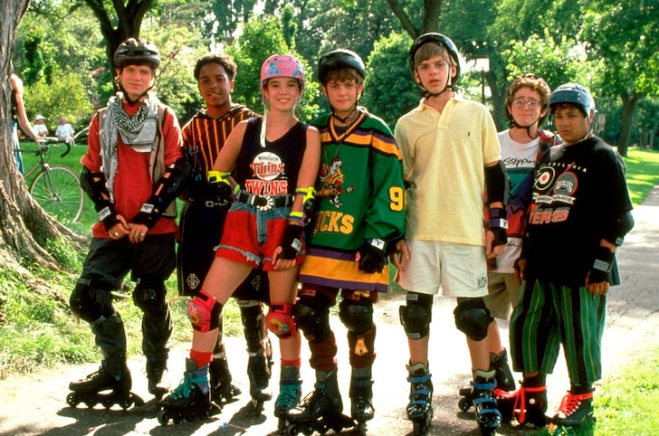 The cast of 'Mighty Ducks' - then and now!