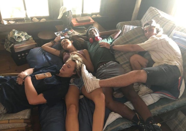 'Outer Banks' - Behind The Scenes Photos