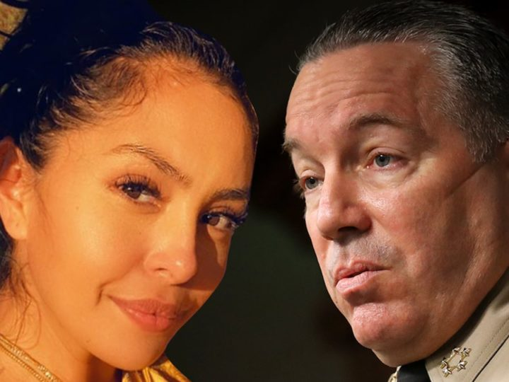 Vanessa Bryant Sues L.A. County Sheriff Over Leaked Photos of Kobe and Gianna at Crash Site