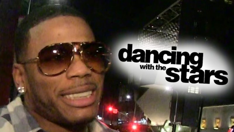 Nelly Shows Off His New Dancing Shoes After 'DWTS' Judges' Criticism