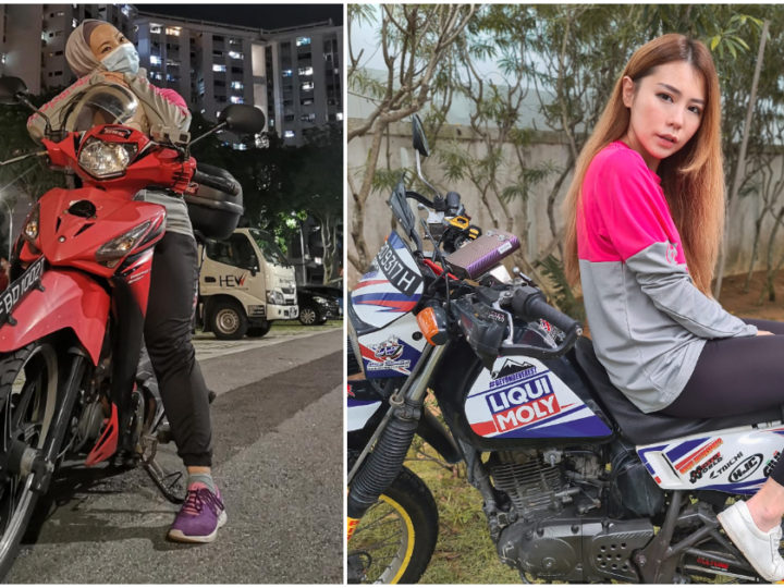 These 2 Female Bike Enthusiasts Took Up Jobs As Food Delivery Riders