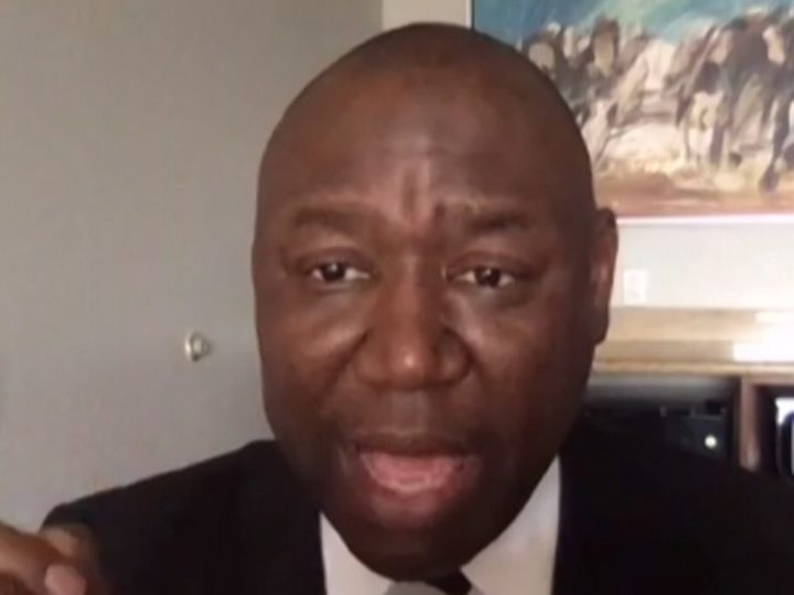 Ben Crump Says Breonna Taylor Cops Should Face Involuntary Manslaughter Charge