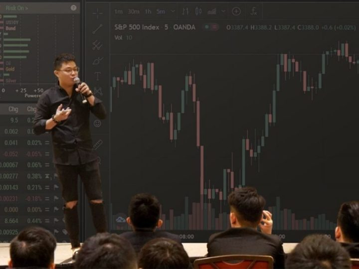 Malaysian Fintech Education Startup For Trading Advice