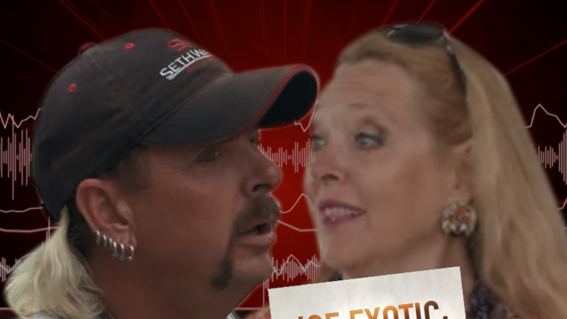 Joe Exotic Rips Carole Baskin, Hopes Don Lewis' Family Gets Justice
