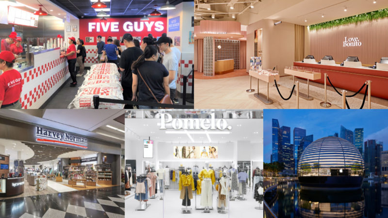 10 Brands That Opened New Outlets During COVID-19