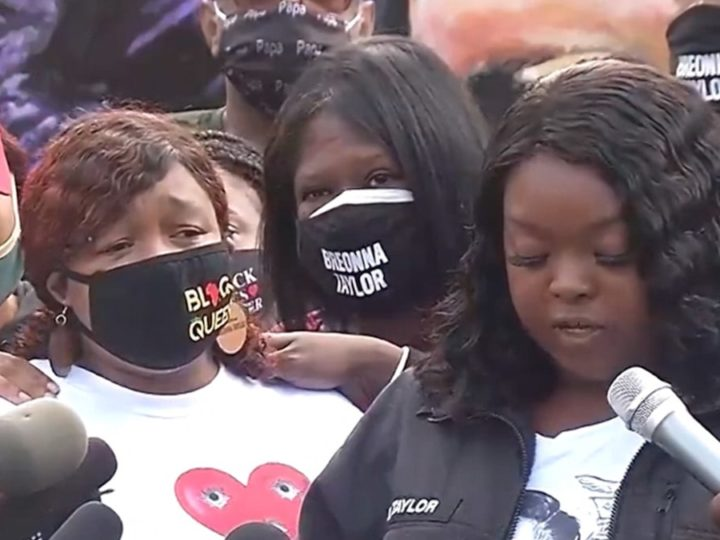 Breonna Taylor's Mother Says System Failed Her, Slams AG Cameron, Vows to Keep Fighting