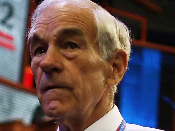 Ron Paul Hospitalized After Medical Emergency During Live Stream