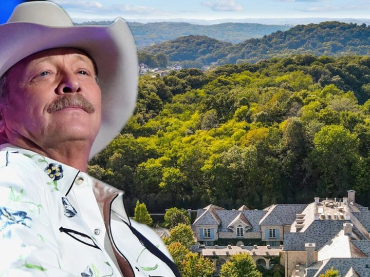 Country Star Alan Jackson Selling Tennessee Estate for $23M