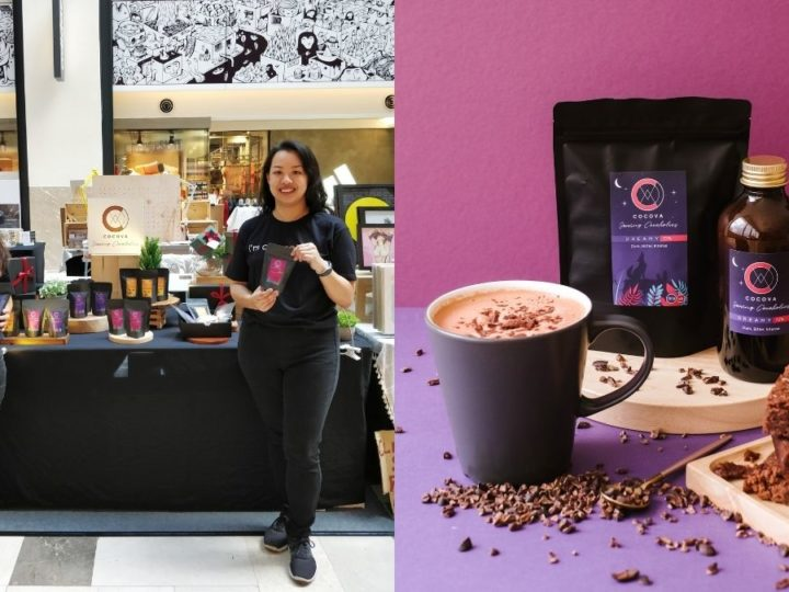 M'sian Brand Making Cocoa & Chocolate Products