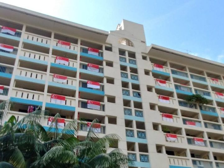 Why Do Singaporeans Have To Put Away Their Flags By 30 Sep?