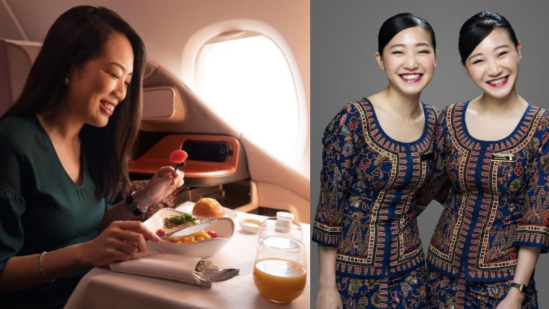 Singapore Airlines To Launch A380 Plane Restaurant, Home Dining, Tours