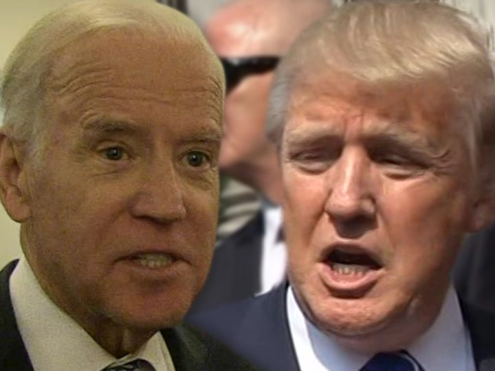 Joe Biden Rips President Trump as 'Clown' During First Presidential Debate