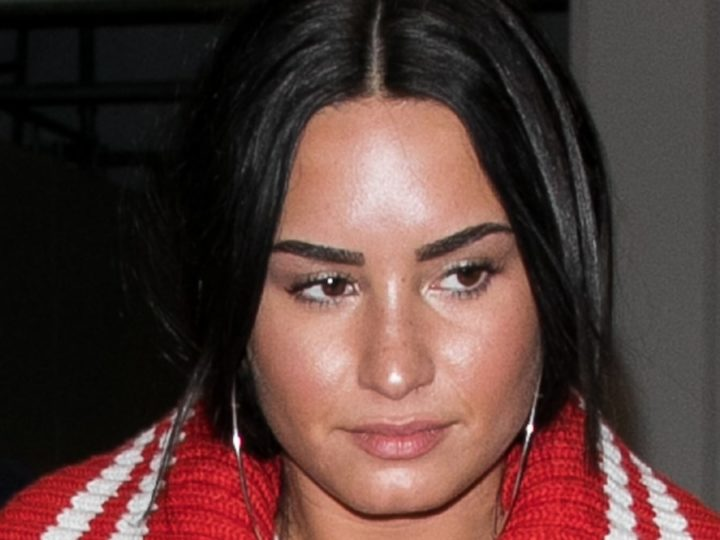 Demi Lovato Leaks Her Own Song About Split, Team Scrambles to Get it On Streaming