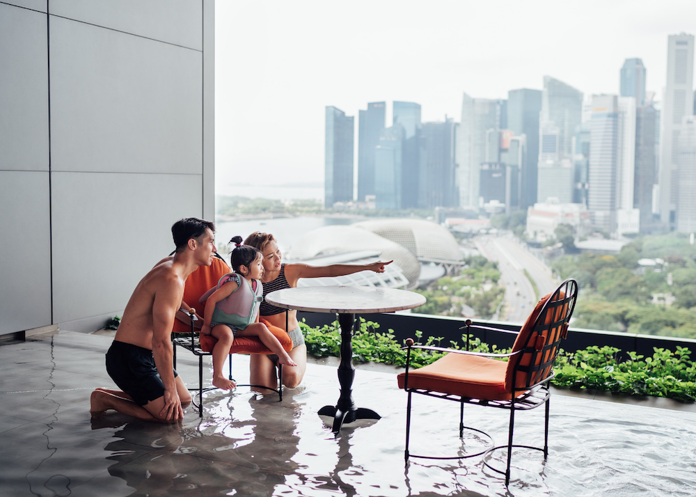 staycation in singapore
