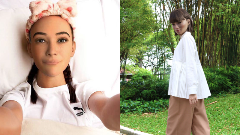 Virtual Influencers Are Changing Social Media