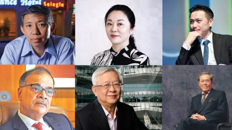 How 6 S'pore Top Multi-Millionaires Built Fortunes Worth Above US$800M