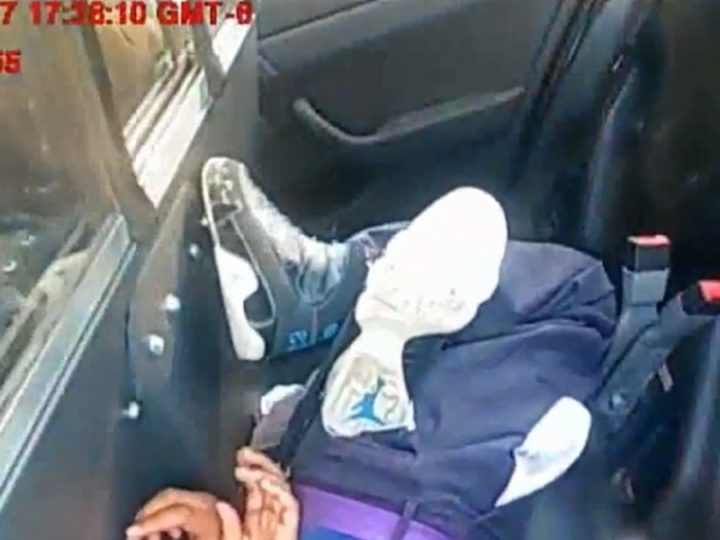 Aurora PD Cop Hogtied Woman in Patrol Car, Ignored Cries for Help for 20 Minutes