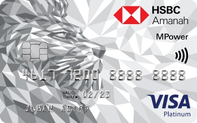 HSBC MPower Platinum-i Credit Card
