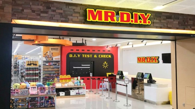 History Of Mr DIY, Malaysia's Largest Home Improvement Retailer