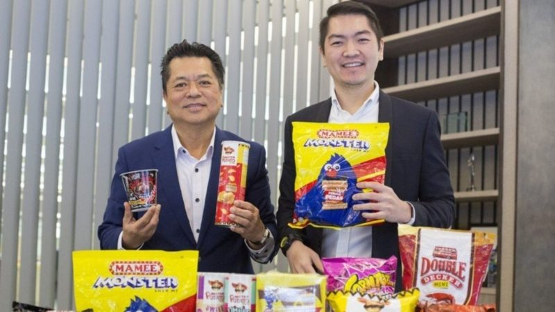 The History Of This Instant Noodle Snack Empire