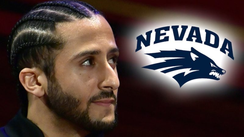 Colin Kaepernick Tapped for Univ. of Nevada Hall of Fame, Class of 2020