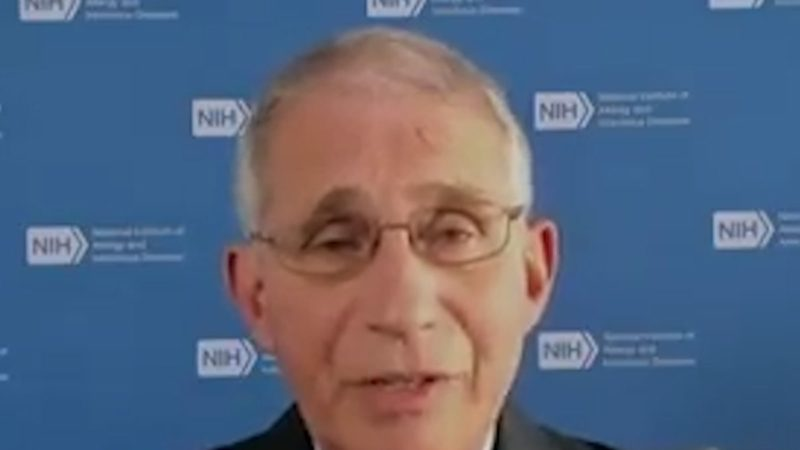 Dr. Fauci Says He Doesn't Have President's Ear as COVID Stats Soar