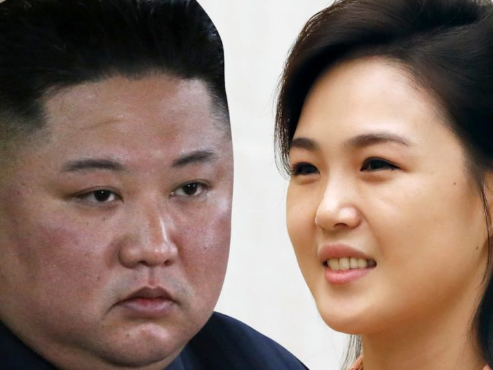 Kim Jong-un's Wife Hasn't Been Seen in Public Since January