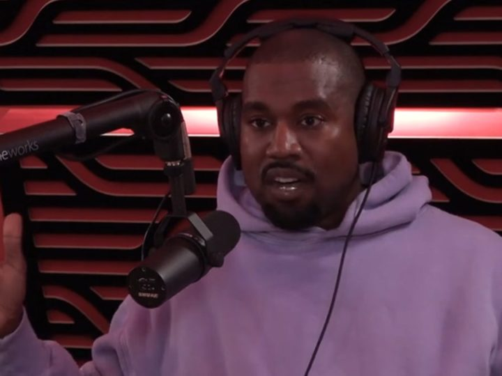 Kanye West Open to Running for CA Governor on Joe Rogan's Podcast