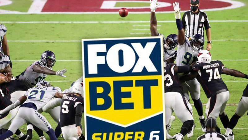 AZ Cardinals Comeback Cost 3 'Fox Bet Super 6' Users $1 Million Grand Prize!