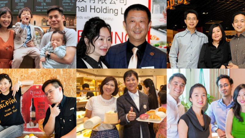 Here Are 8 S'pore Couples Who Built Businesses That Make Millions