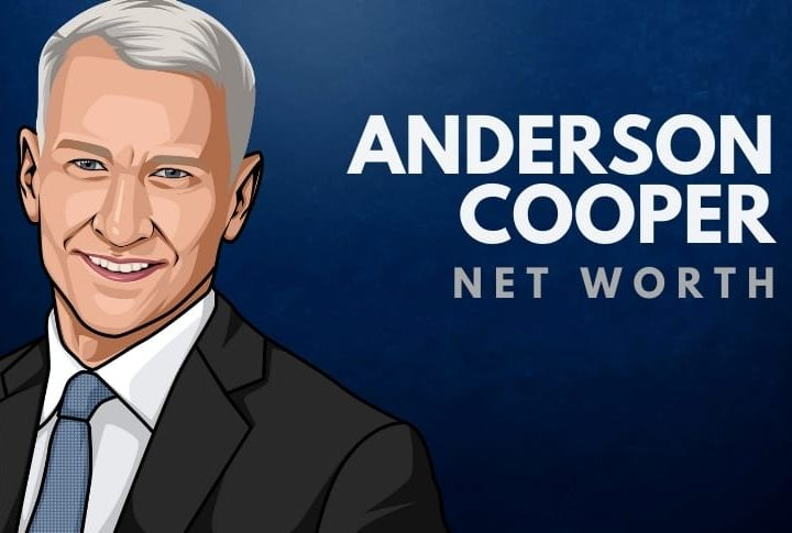 Anderson Cooper's Net Worth in 2020