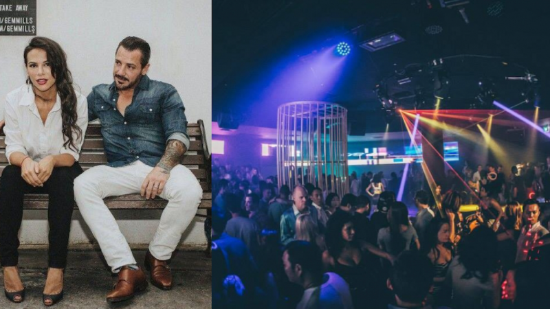 How This Couple Is Lighting Up S'pore's Nightlife Scene