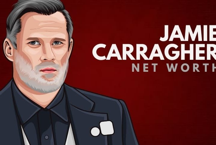 Jamie Carragher's Net Worth in 2020