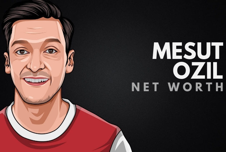Mesut Ozil's Net Worth in 2020