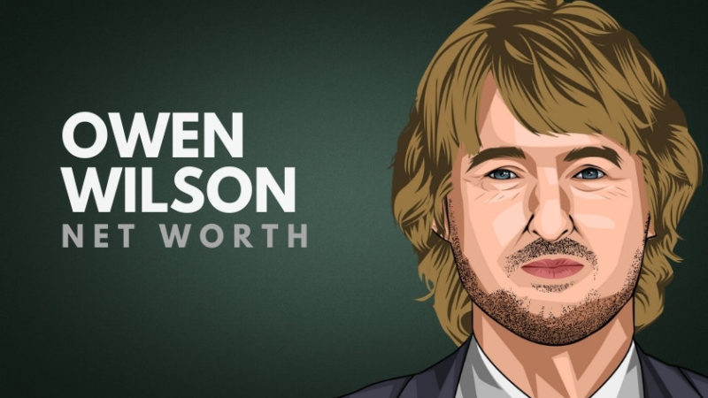 Owen Wilson's Net Worth in 2020