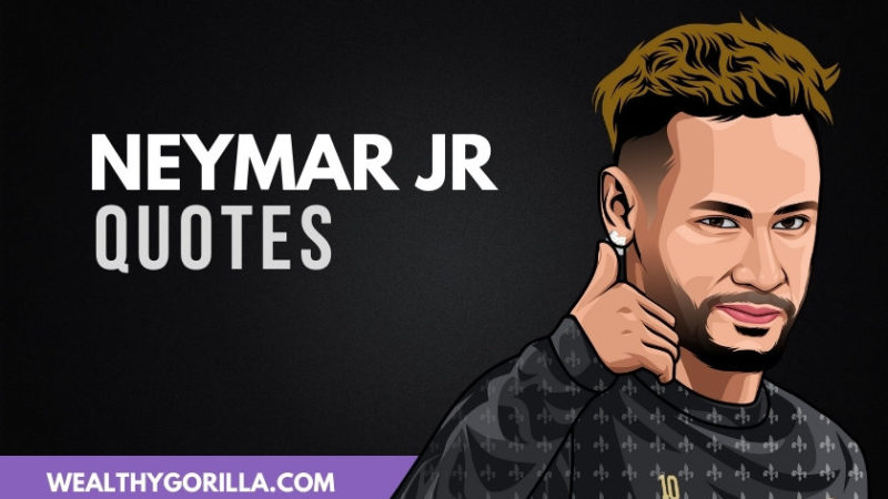 30 Motivational Neymar Jr Quotes On Success (2020)