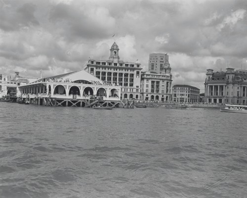 Old clifford pier singapore