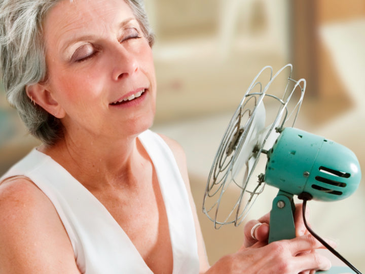Tough Menopause May Signal Future Heart Woes