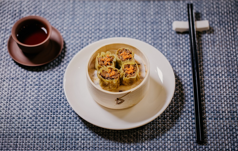 Cell-based siew mai