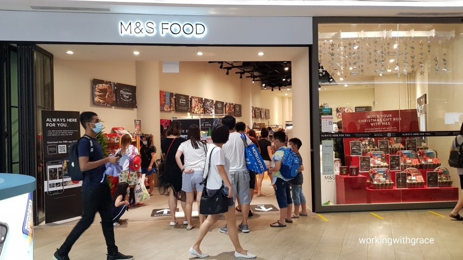 Marks & Spencer at Waterway Point
