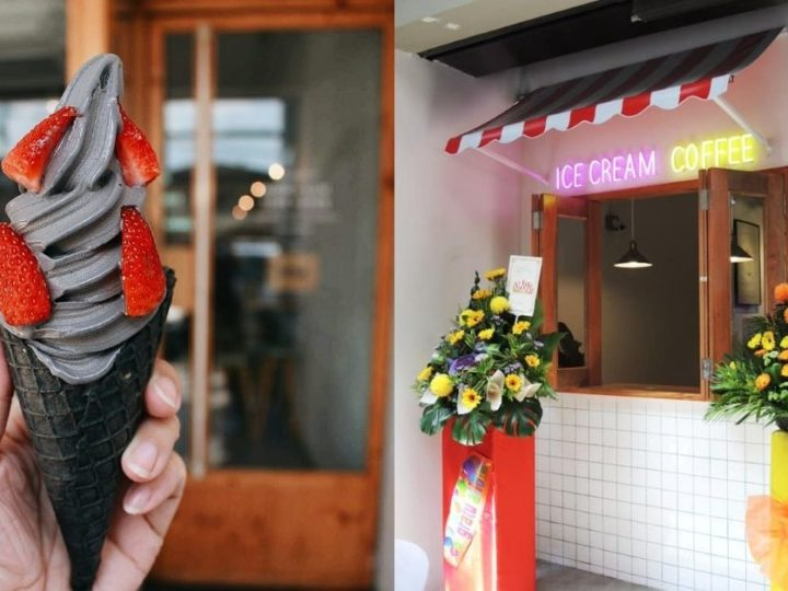 Softsrve Ice Cream At Plaza Arkadia Is Closing Down Due To The CMCO